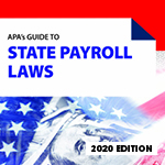 APA Guide to State Payroll Laws