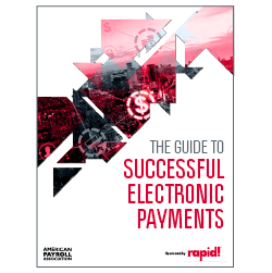 Guide to Successful Electronic Payments
