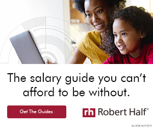 Robert Half Salary Guide 2020