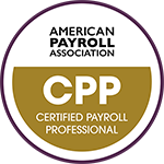 2020 Certified Payroll Professional (CPP) digital badge