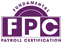 Fundamental Payroll Certification